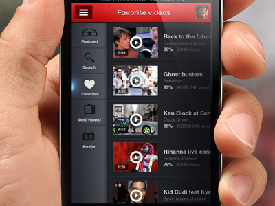 Youtube app (wip) by OtherPlanet