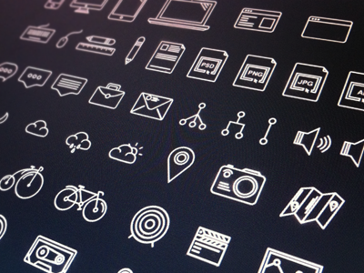 Othericons.com (set) by OtherPlanet