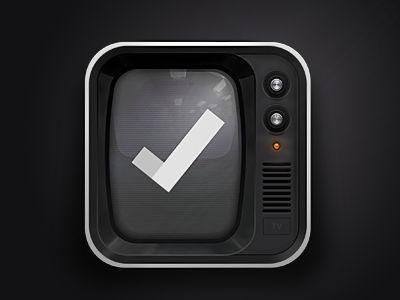 Showminder icon (wip)