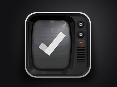 Showminder icon (wip) by OtherPlanet