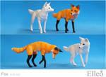 Fox bjd doll 10