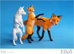 Fox bjd doll 03