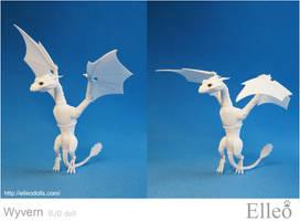 Wyvern bjd dragon 03 by leo3dmodels