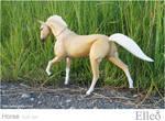 Horse bjd doll 07 by leo3dmodels
