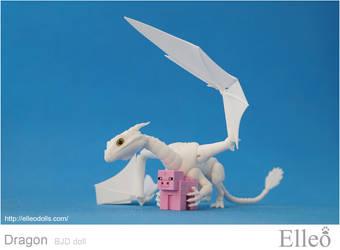 Dragon Bjd Doll 01 by leo3dmodels
