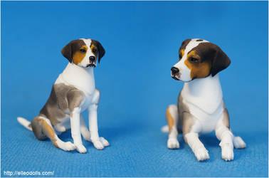 Bjd Dog Doll 06 by leo3dmodels