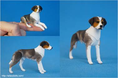 Bjd Dog Doll 03 by leo3dmodels