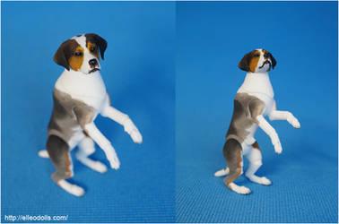 Bjd Dog Doll 04 by leo3dmodels