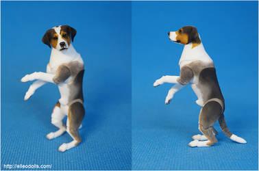 Bjd Dog Doll 05 by leo3dmodels