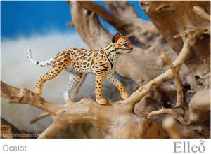 Ocelot Bjd Cat 06