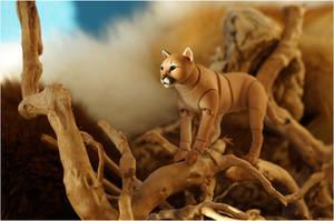 Cougar Bjd Doll 17