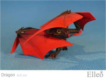Dragon Bjd Doll 18