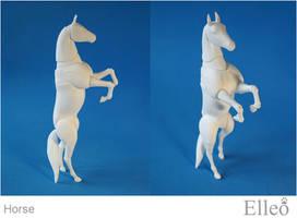 Horse bjd doll 08
