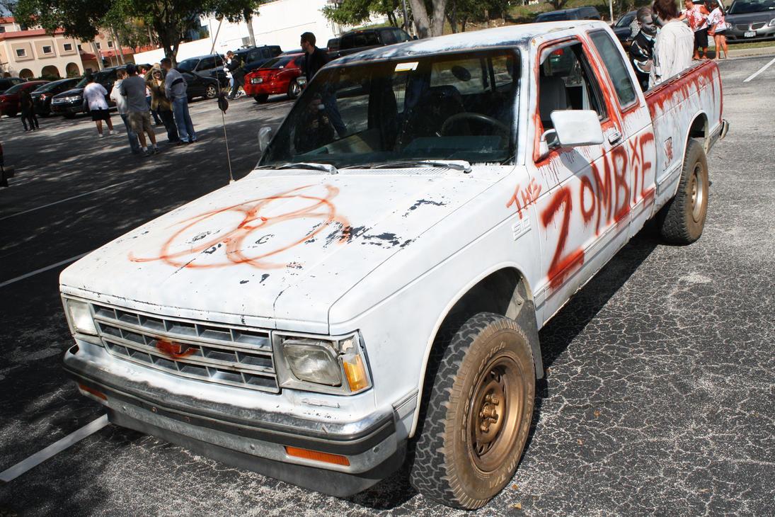 zombie truck by geekworldorder on deviantart