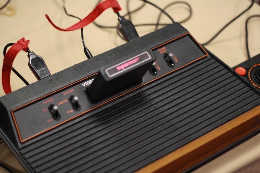 Classic Atari by GeekWorldOrder
