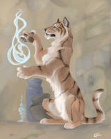 The Magic of a Tiger by daisy7