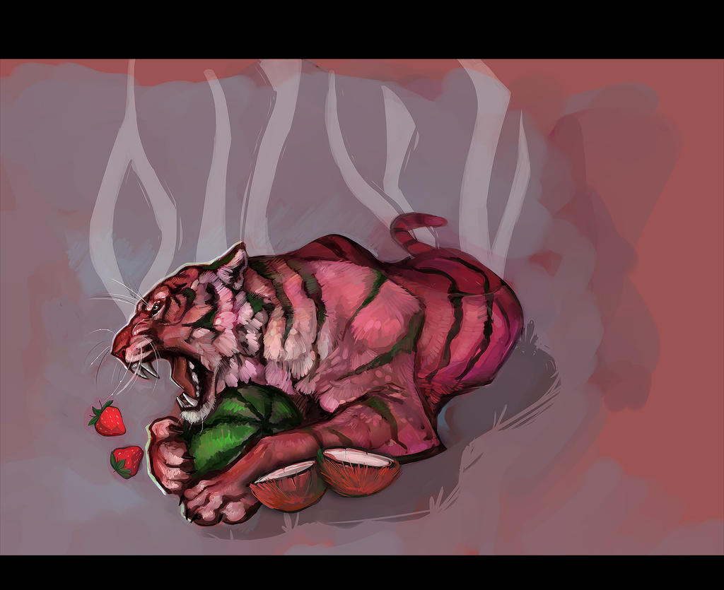 Tigers Blood by daisy7