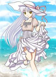 Angel Beats : 2nd Tenshi by Artemisumi