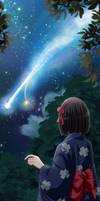 Kimi no Na wa (Your Name) by Artemisumi