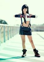 Tifa lockhart by LadyJeyx90
