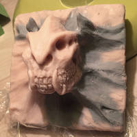 Alien Skull B