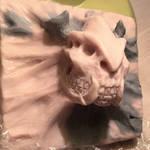 Alien Skull C