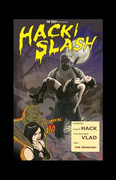 HackSlash cover
