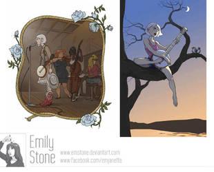Portfolio 2011 p. 14 by emstone