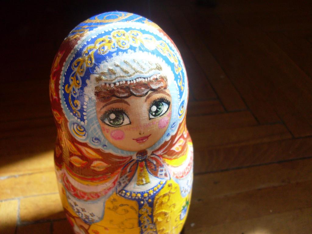 matrioshka by lidianoona