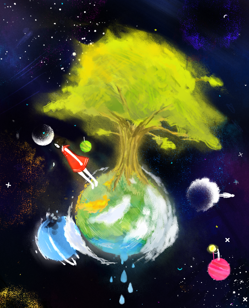My World by suzettecrepe