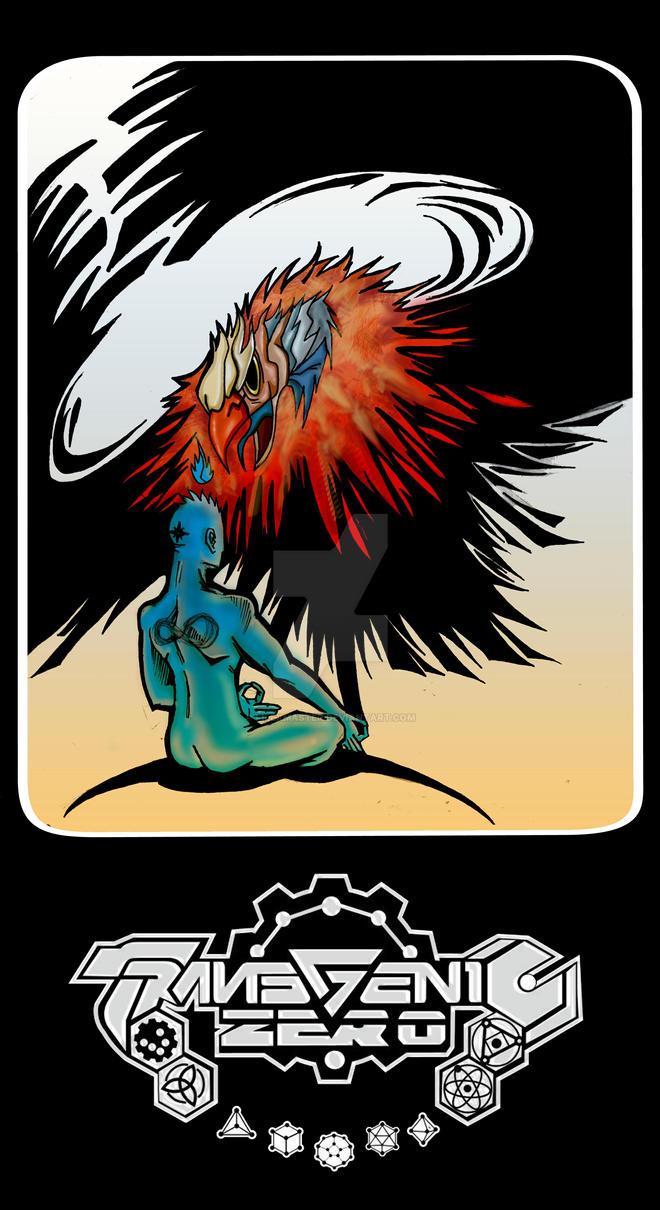 Alxion And Condor by filexmaster