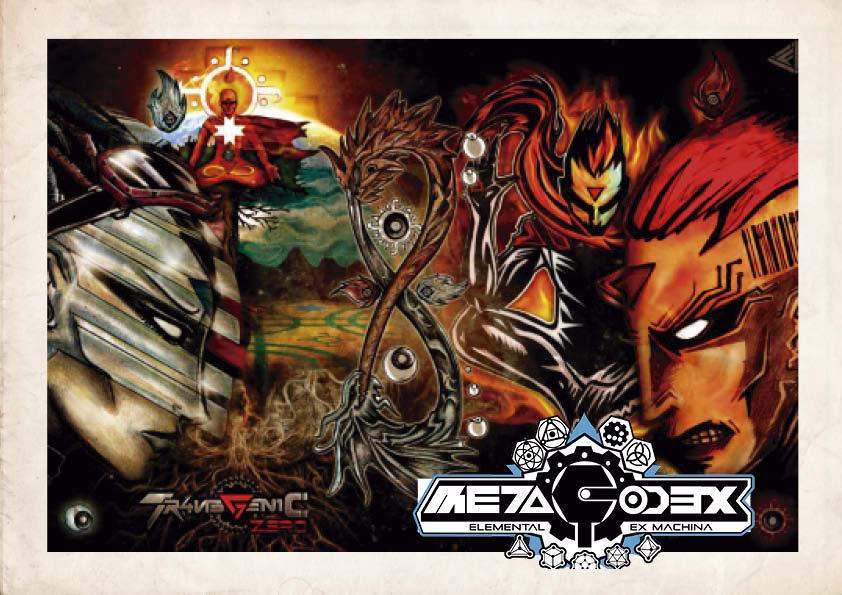 Concept Metacodex by filexmaster