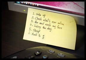 Geek's To-do