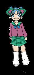 Emoti-Kid: Neka by happy-gurl