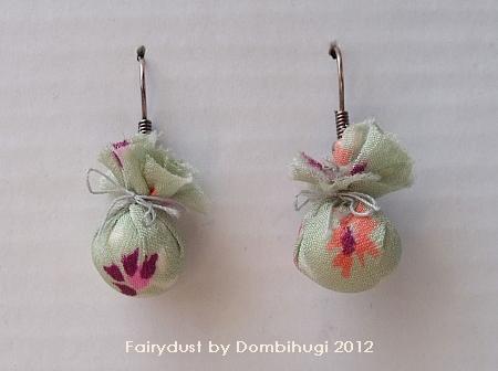 Fairydust earrings by DombiHugi