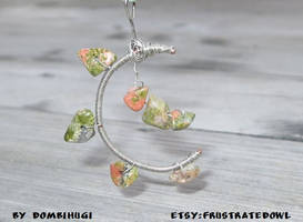 Unakit Moon pendant for Sale by DombiHugi