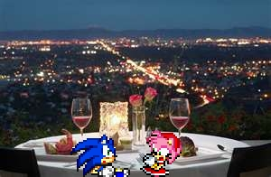 Sonic Proposes to Amy! by TomboyishSonicLover