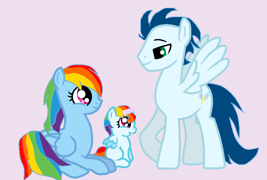 My Little Pony Friendship Is Magic Rainbow Dash And Soarin ...
