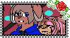 Claudela Stamp by GhosthogPhantazia