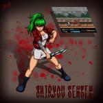 Shiryou sensen - War of the dead Fanart