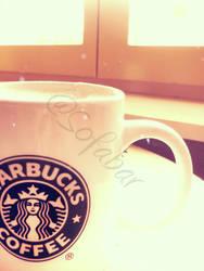 Starbucks by Mitsinka