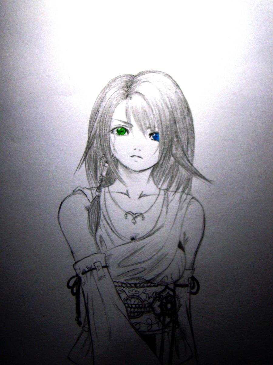Sadness by Enkuchan