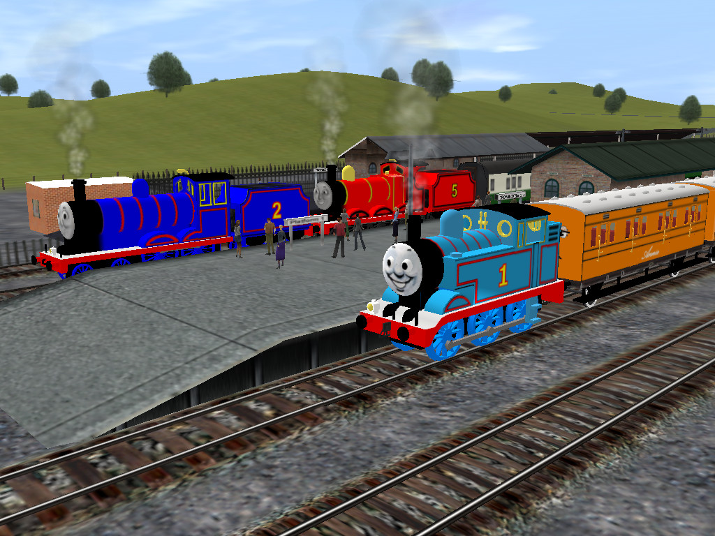 Trainz Thomas Download Sites - fllost