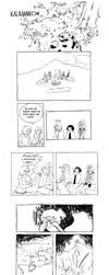 Kalamari comic by rikkaruohimus