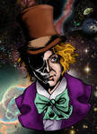 Wily Mr. Wonka - COLORED by SinclairSolutions42