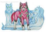 Blue Wolf Spirit .:G:.