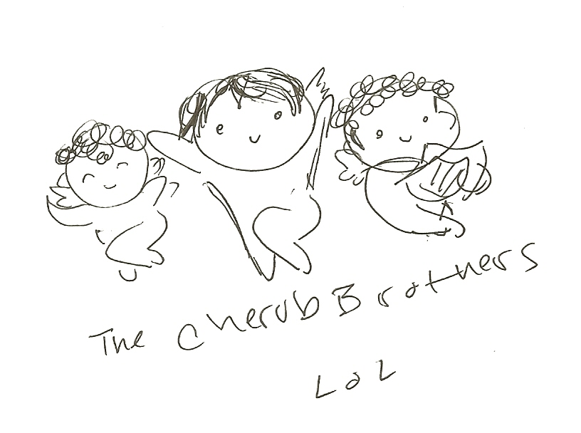 The Cherub Brothers by DetectiveToony