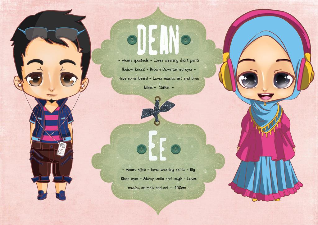Dean-Ee by babyjepux