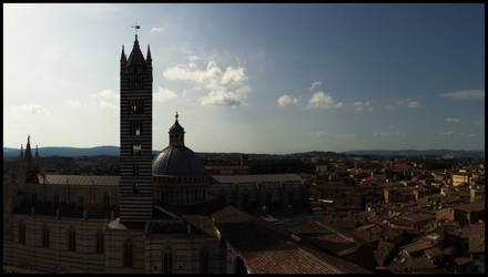 Siena Cathedral by VSeliott