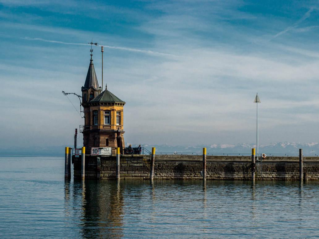 Seaman's house by VSeliott